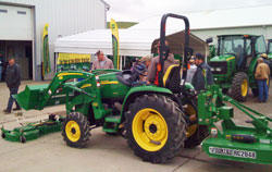 Carmichael Equipment Bidwell, OH