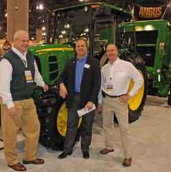John Deere at Cattle Industry Convention