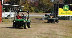 John Deere Gator Ride and Drive