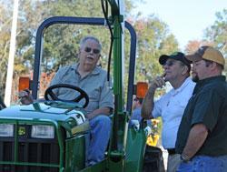 Talking Tractors