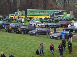 Drive Green Our Lady's Manor Steeplechase